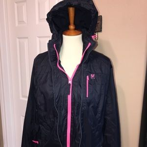 Abercrombie & Fitch jacket size small packable ♥️
